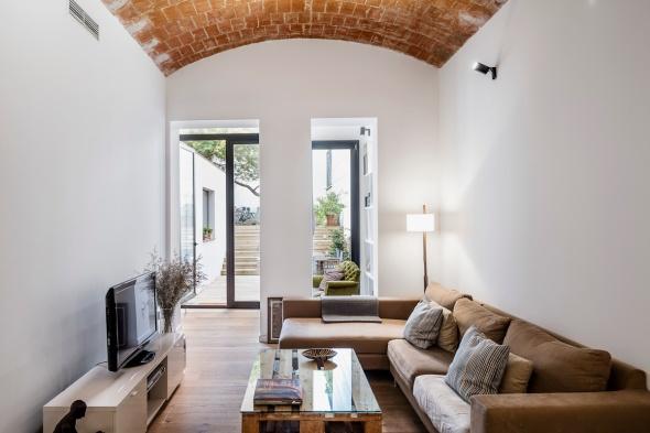 Sergi pons architects arquitectura y dise o de - Diseno de interiores barcelona ...
